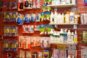 OTC Shelves